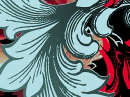 Acanthus Owl Design