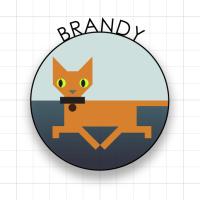 brandy cat eight