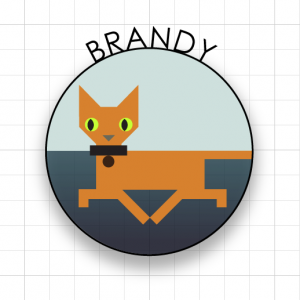 brandy cat eight
