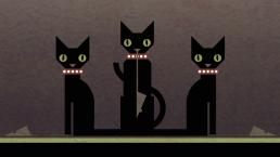 Cat featured frieze