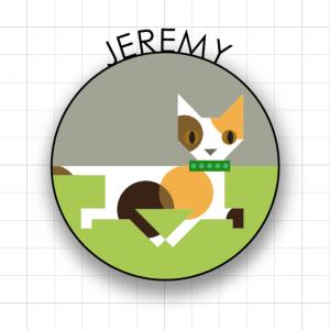 jeremy cat 2