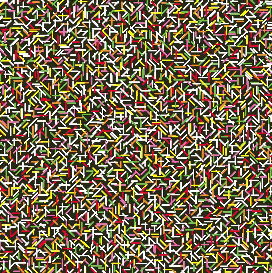 sugar strand pattern