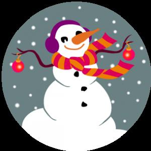eleven snowman reveal