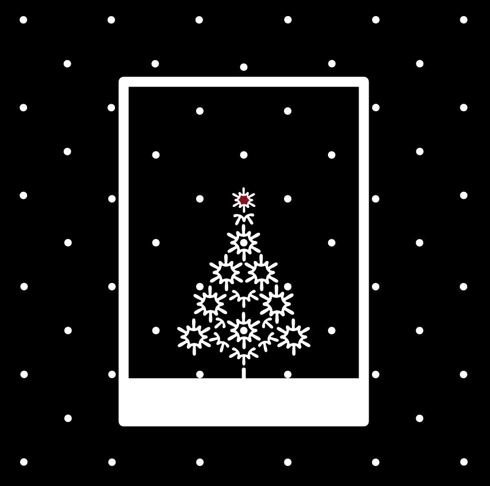 polka dot tree tablet