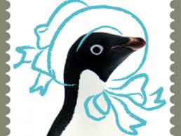 Adelie Penguin Hat