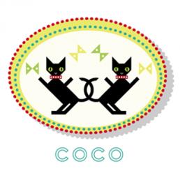Coco Cats + Butterflies. Dougie Scott