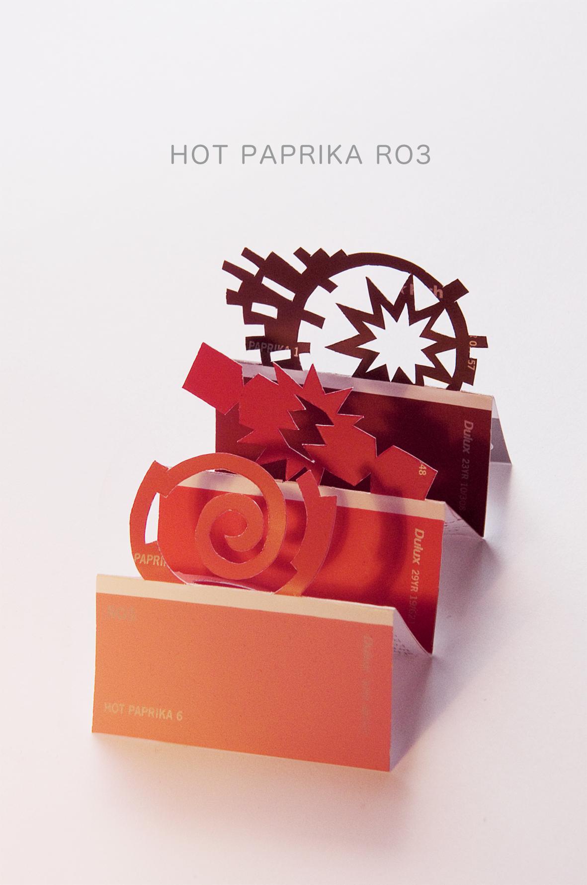 HOT PAPRIKA RO3