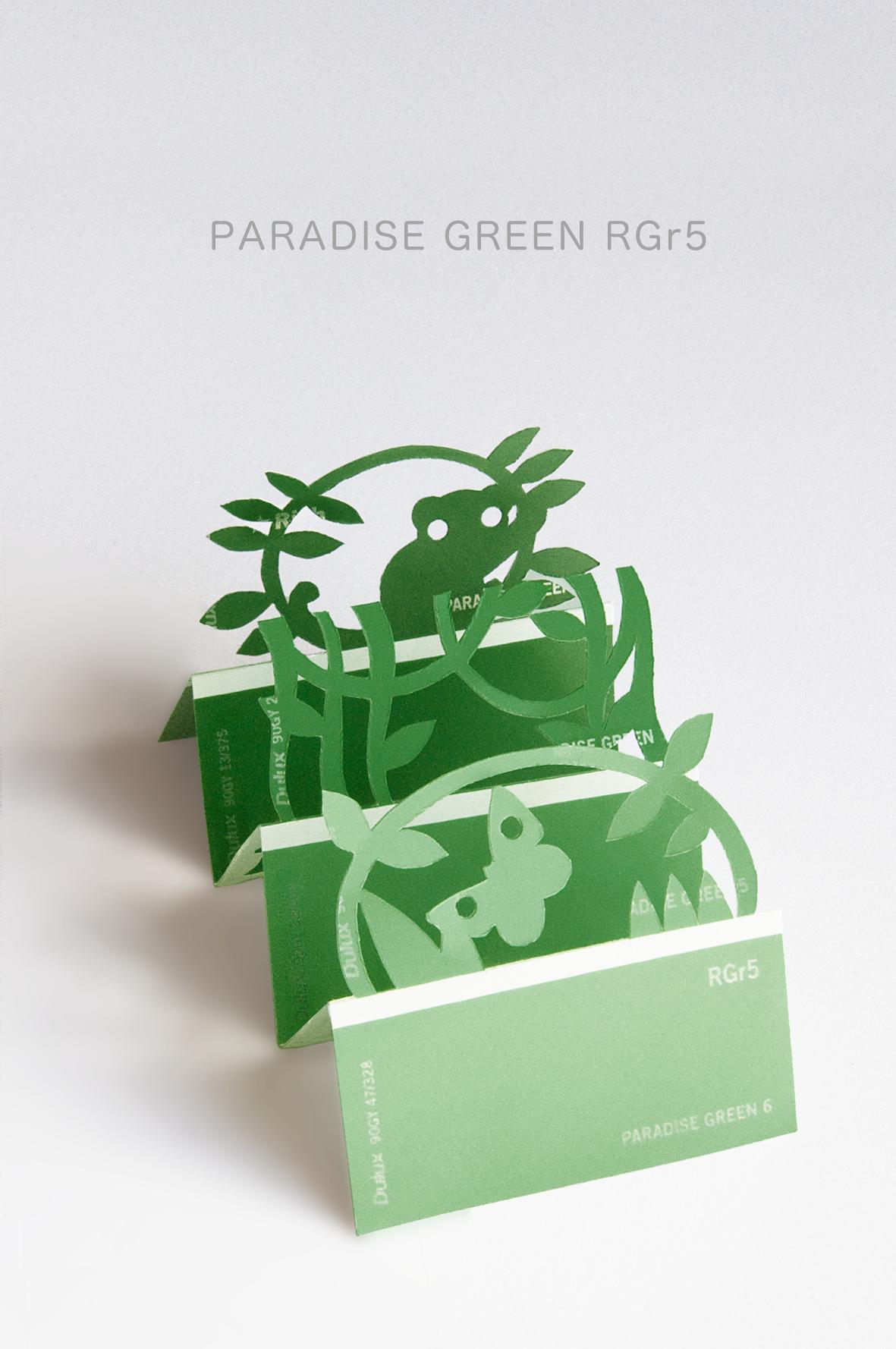 PARADISE GREEN RGr5