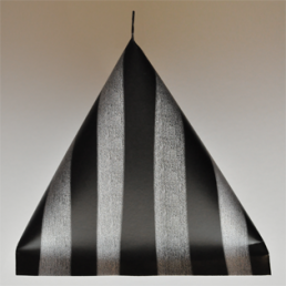 Bah Humbug Triangle Packaging. Dougie Scott