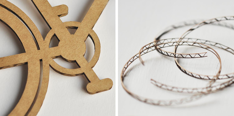 Card Bike Detail and Rings. Dougie Scott