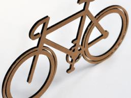 Card Bike. Dougie Scott