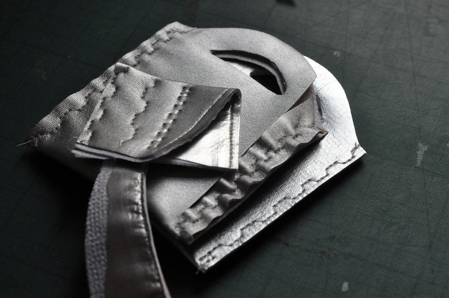 Stitch + Cut Tests. Snow Cool Bag. Dougie Scott