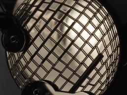 MIDI Disco Glitterball Robot. Dougie Scott